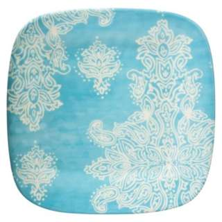 Home Blue Paisley Dinner Plates  Set of 8.Opens in a new window