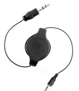 CAR STEREO 2.5mm AUX ADAPTER CABLE FOR LG BANTER AX265
