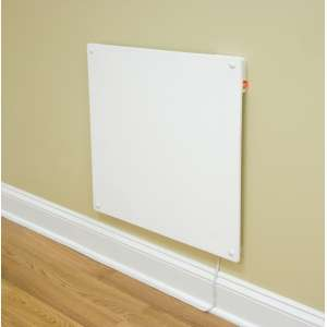 Eco Heater High Efficiency Electric Panel Whole Room Heater 0602