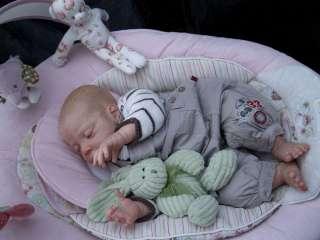 Baby doll de renacida PROTOTIPO DANNI de los 3103 SUEÑOS de PRECIOUS~