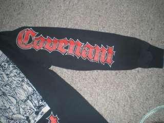 ANGEL 1993 VTG Shirt tour death metal deicide terrorizer napalm slayer