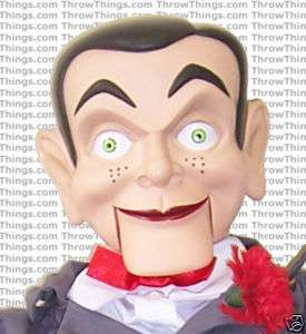 SLAPPY FROM GOOSEBUMPS VENTRILOQUIST DUMMY DOLL PUPPET   NEW IN