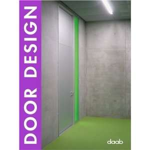 Door Design (9783937718569): Daab: Books