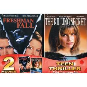 Freshman Fall / The Killing Secret (2 pack): Candace Cameron