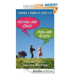 Men Are Stupid: Jenny Lee, Howard J Morris:  Kindle Store