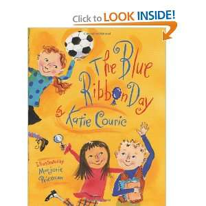 Ribbon Day (9780385501422): Katie Couric, Marjorie Priceman: Books