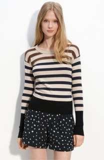 MARC BY MARC JACOBS Jasmine Stripe Sweater
