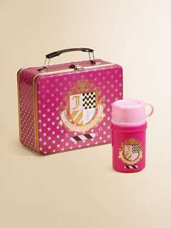 review write a review this trendy stars and crest lunch set with