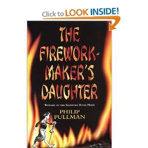 com Firework Makers Daughter (9780440863311) Philip Pullman Books