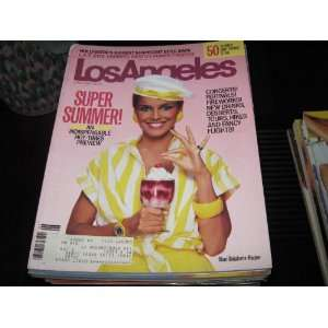 Los Angeles Magazine (Shari Belafone Harper , Super Summer  , L.A.S