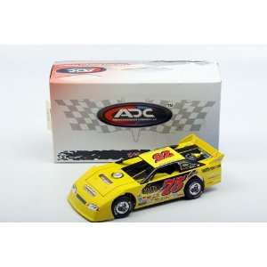 Diecast Company 1/24 Bart Hartman #75 World 100 2010 Dirt Late Model