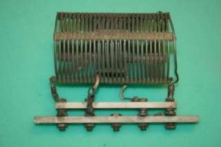 You are bidding on a vintage Ham Short Wave Radio coil. Perhaps it is