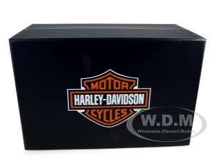 Brand new 112 scale diecast car model of 2009 Harley Davidson FLSTF