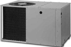 Ton Frigidaire 15 SEER R 410A Two Stage Heat Pump Package Unit