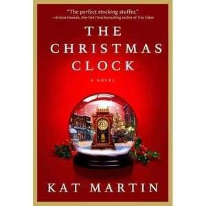 The Christmas Clock, Martin, Kat Romance