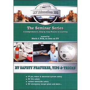 RV Education 101 RV Safety Features, Tips & Tricks TV Shows