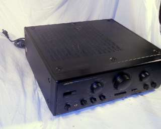 Onkyo Integra A 807 Integrated Amplifier