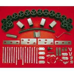 Performance Accessories 863 3 Body Lift Kit Ford F150, 250 New