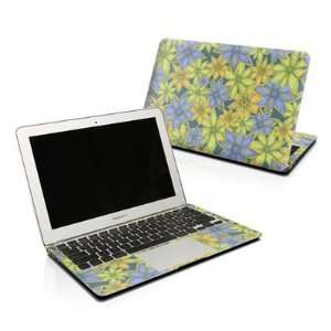 Paisley Flower Design Skin Decal Sticker for Apple MacBook PRO