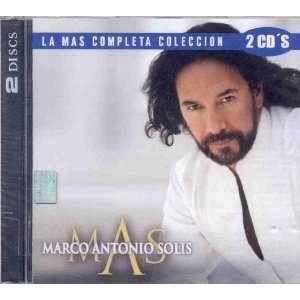 La Mas Completa Coleccion Marco Antonio Solis Music