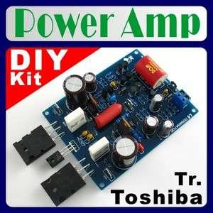 DIY L6 Audio Power Amplifier Board Kit x 2pcs 120W+120W Best For Amp
