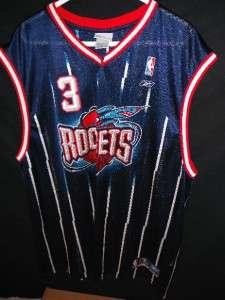 CHAMPION #3 STEVE O FRANCIS HOUSTON ROCKETS NBA JERSEY SHIRT
