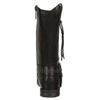 HARLEY DAVIDSON MACKENNA WOMENS RIDING BOOT SHOES