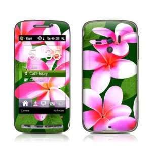 Pink Plumerias Design Protective Skin Decal Sticker for