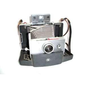 Polaroid Automatic 100 Folding Land Camera Everything