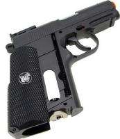 Full metal slide, hammer, trigger, sight airsoft pistol