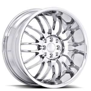 18x8 Honda Toyota Scion Acura Wheels Rims Chrome Lip Wheels 4pc 1set