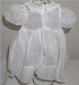 Vintage Baby Doll Dress&Bonnet/Dydee/Tiny Tears