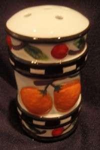 Toothpick Holder Ceramic Fruit Design Pick ONE DESIGN