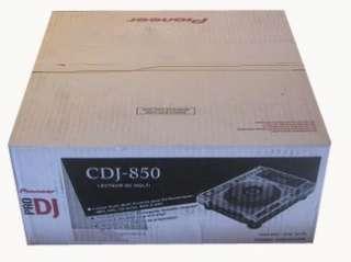 PIONEER CDJ 850 MEDIA PLAYER W/ REKORDBOX SOFTWARE DJ CLUB MIXER MP3