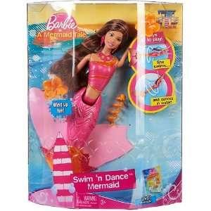 2009 A Mermaid Tale DVD Series 12 Inch Doll   Swim n Dance Mermaid