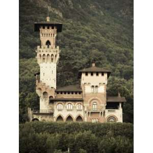 Ticino, Lake Lugano, Lugano, Lakefront Villa, Paradiso